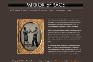 Mirror of Race Project
